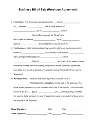 Business Purchase Contract Template - Beni.algebra-Inc.co