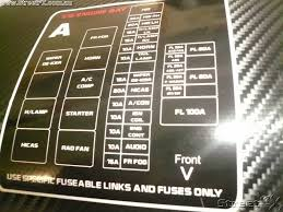 streetfx motorsport and graphics nissan series 2 stagea fuse box s15 engine bay 200sx nissan silvia fuse box fusebox english translated