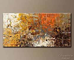 the more the merrier abstract art painting image by carmen guedez