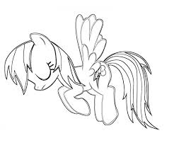 Small Picture Get This Online Printable Rainbow Dash Coloring Pages 49296