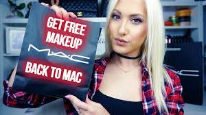 get free makeup back 2 mac mac cosmetics stefy puglisevich
