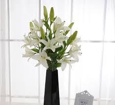 aliexpress com buy artificial peony faux silk flowers wedding