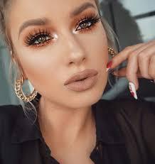 copper eyes valentine s day makeup ideas