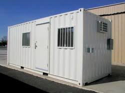 office in container. container office in p