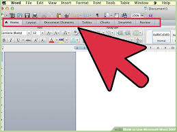Office Word Format How To Use Microsoft Word 2007 9 Steps With Pictures