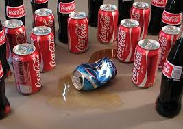 best pepsi vs coca cola ads images advertising  pepsi murder