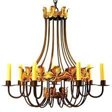 chandeliers flameless candle chandelier chandeliers pillar light fixture non electric votive rectangle led flameless candle chandelier