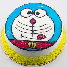 Doremon Jelly Cake