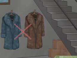image titled a fur coat step 3