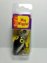Lindquist Bros Brass Canadian Wiggler Fishing Lure Cw42