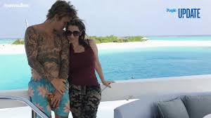 "justin bieber s mom broke foot on first day of their vacation  mallette also took some time out of their vacation to gush over the ""amazing"" person her son is becoming"