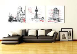 wall paintings for office. Contemporary Paintings Photo Wall Art Office Paintings 3 Piece Canvas Home Decoration  Abstract Painting Modern   In Wall Paintings For Office R