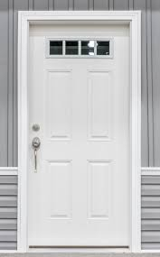 interior 4 lite white fibergl front door modore of indiana gorgeous 0 white front