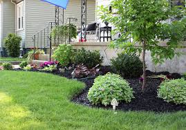 Flower Bed Designs For Front Of House Unacco Peeinn Fascinating Decorating  Ideas With