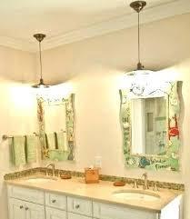 bathroom lighting over vanity. Bathroom Vanity Pendant Lighting Lights For Bathrooms . Over I