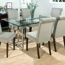 glass kitchen table and chairs rectangle kitchen table great graceful glass dining room table set furniture