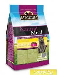 Корм для котов и собак <b>Meglium</b>