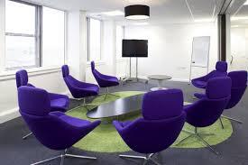 purple office decor. Purple Office Chair For Presentation Meeting Room Decor 2
