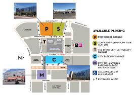 Smith Center Seating Chart Vegas Directions Parking The Smith Center Las Vegas