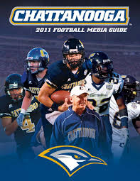 2011 Athletics Guide Media By Issuu - Football Chattanooga