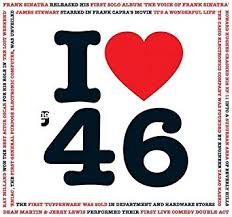 Cards Of Life Birthday Chart 1946 Birthday Gifts I Love 1946 Greetings Card Chart Hits Music Cd 20 Original Songs