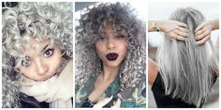 Short Grey Hair Style is granny hair really the 1 hair trend right now the fashion 7925 by wearticles.com