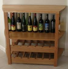 wine bottle storage furniture. Wood Wine Rack Furniture Bottle Storage