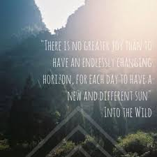 Into The Wild Quotes Custom 48 Into The Wild Quotes That Make You Want To Travel