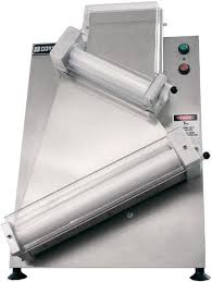 doyon dl12dp electric countertop dough sheeter diagonal