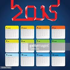 Simple 2015 Calendar Simple 2015 Calendar Background Card Design Premium Clipart