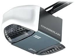 chamberlain belt drive garage door opener chamberlain 3 4 belt drive garage door opener with battery