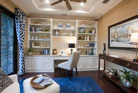 wallpaper for home office. transitional home office with wallpaper grass cloth ceiling fan high frisco cabinetry for