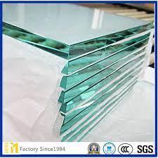 china 5mm 6mm polished edge safety