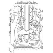 Small Picture 50 Beautiful Frozen Coloring Pages For Your Little Princess