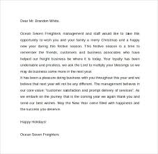 Appreciation Letter Sample Template Beauteous 48 Sample Thank You For Your Business Letters Samples Examples