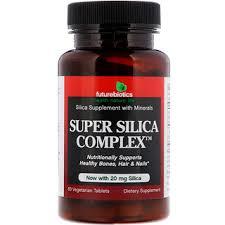 futurebiotics super silica plex 60 vegetarian tablets