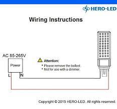 hero led g24 40s 4p cw rotatable pl c lamp g24q 4 pin led cfl 9V LED Wiring Diagram hero led g24 40s 4p cw rotatable pl c lamp g24q