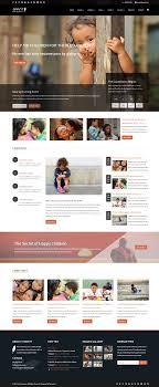 Ngo Templates Grant Charity Nonprofit NGO Joomla Template Template 9