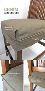 plastic slipcovers for dining room chairs tailored denim seat covers dining chair slipcovers upholstery dining room