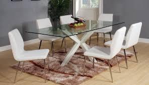 top base white giovani blackwhite modern gloss table chairs lusi dining black set harveys crushed and