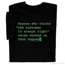Großhandel Lustige Sprüche Computer T Shirt Tech Unterstützung Geek