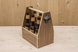 picture of how to make a beer tote