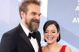 Are Lily Allen and David Harbour Engaged?