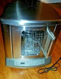 cuisinart stainless steel vertical countertop rotisserie oven cvr 1000