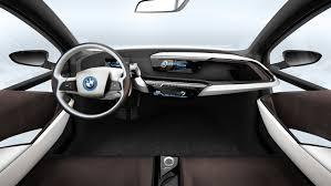 2014 BMW i3 Concept MCV Interior Dashboard - | EuroCar News