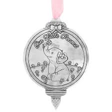 Our Little Peanut Signature Round Ornament   Wendell August