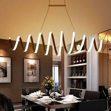 dining room hanging lights. Beautiful Dining Minimalism DIY Hanging Modern LED Pendant Lights For Dining Room Bar  Suspension Luminaire Suspendu Lamp And