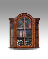 antique wall cabinet display cabinet