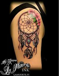 Pictures Of Dream Catcher Tattoos 100 Meaningful Dreamcatcher Tattoos Ideas 13
