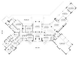 ranch style floor plans. Ranch Style, Craftsman Detailed House Plan, Main Level Floor Plan Style Plans R